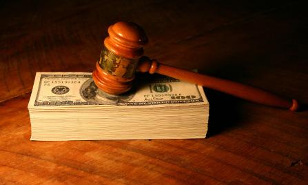Juristjobbet har en snabb löneutveckling
